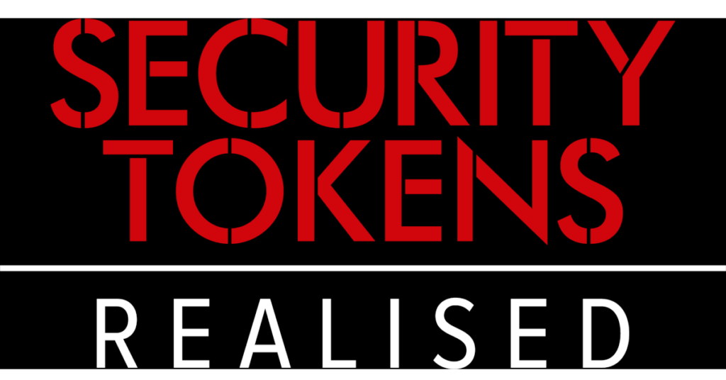Security Tokens Realised Singapore main