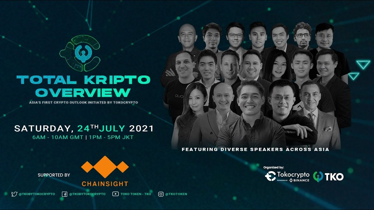 T.K.O - Total Kripto Overview